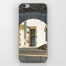 The Arch and the House iPhone Skin