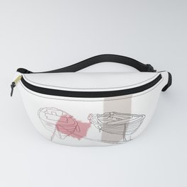 Raise Anchor And Cast Off For Adventure Fanny Pack