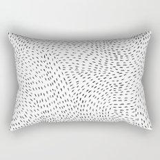 storm | white Rectangular Pillow