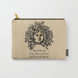 Sylvia Plath - Lady Lazarus Carry-All Pouch