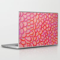 scales Laptop & iPad Skins featuring scales by Matthias Hennig