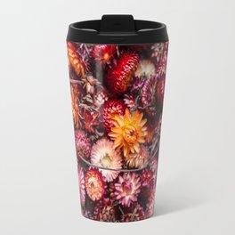 Everlasting Helichrysum Travel Mug