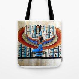 Goddess Isis Tote Bag