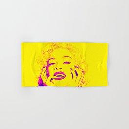 Bright Madonna Hand & Bath Towel