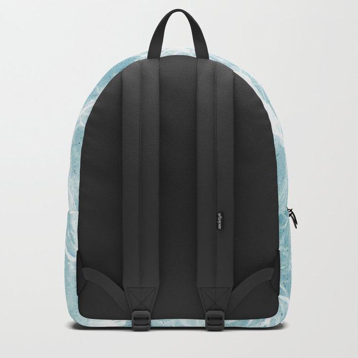 Poolside marble Backpack