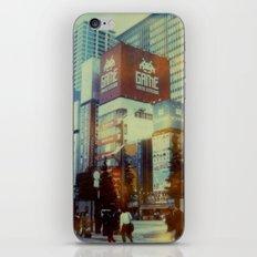 Tokyo Dreaming iPhone & iPod Skin