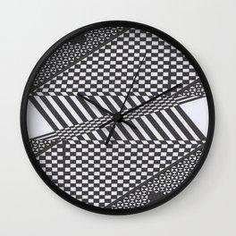 Twisted mind Wall Clock