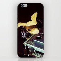 DJ Chalupa iPhone Skin