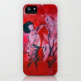 The Dance, Medellin iPhone Case