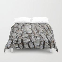 TEXTURES -- Spruce Bark Duvet Cover