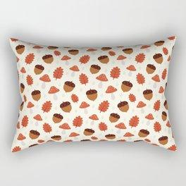 Autumn Treasures Rectangular Pillow