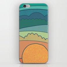 Evening Sun iPhone & iPod Skin