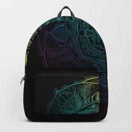 Sirius mandala Backpack