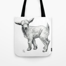 Little Goat Baby  SK134 Tote Bag