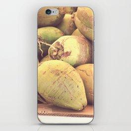 coco frio iPhone Skin