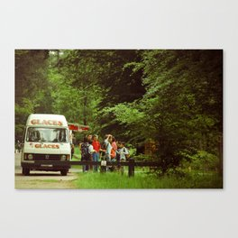 ice-cream Canvas Print
