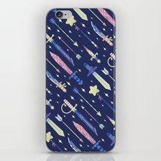 Magical Weapons iPhone & iPod Skin