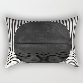 Abstract Modern  Rectangular Pillow