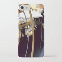 car iPhone & iPod Cases featuring Car  by Kristina Haritonova