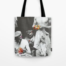 brighten up lads Tote Bag