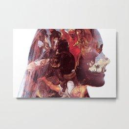 Rubens&Rivas Metal Print