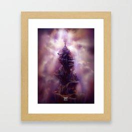 Wingardia Framed Art Print