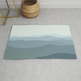 Smokey Mountains Rug