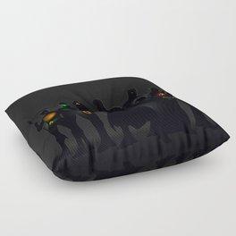 Super Hero Floor Pillow