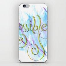 Possible iPhone & iPod Skin