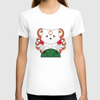 okami T-shirts featuring Baby Okami by Murphis the Scurpix