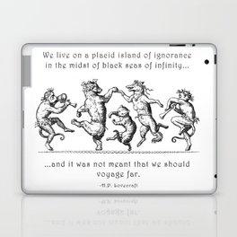 Island of Ignorance Laptop & iPad Skin