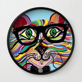 VERY Cool Cat Wall Clock