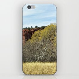 Spring at Red Rock State Park iPhone Skin