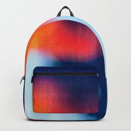 BLUR / burning ice Backpack