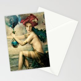 The Blessed Temperance Stationery Cards