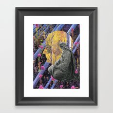 Two Souls Framed Art Print