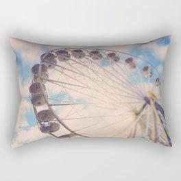 Love Wheel Rectangular Pillow