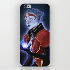 the justicar iPhone & iPod Skin