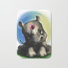 Baby Rhino Bath Mat