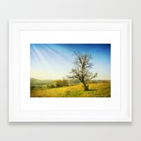 forever young Framed Art Prints featuring Forever young by Dragos Dumitrascu