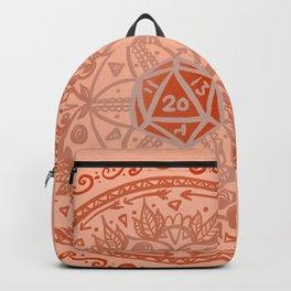d20 Mandala Backpack