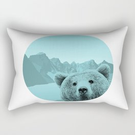 Bear With Me Rectangular Pillow