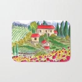 Tuscan Bath Mat