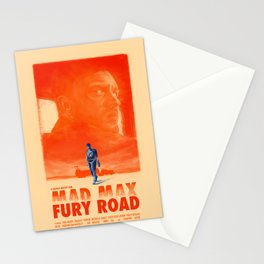 Mad Max: Fury Road Stationery Cards