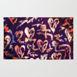 Wild At Heart (gold) Rug