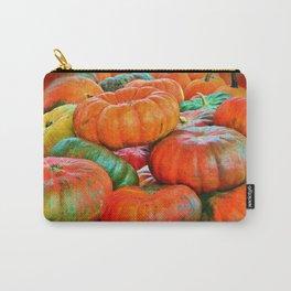 Heirloom Pumpkins Carry-All Pouch