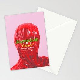 "Joy Division ""Closer"" Stationery Cards"