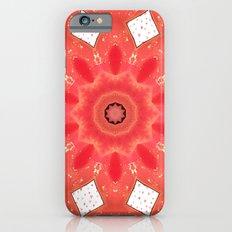 Burning love iPhone 6s Slim Case