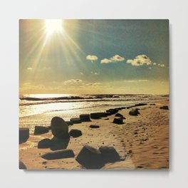 My time with you Metal Print