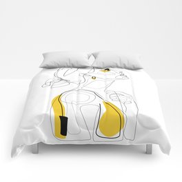 Color Beauty Comforters